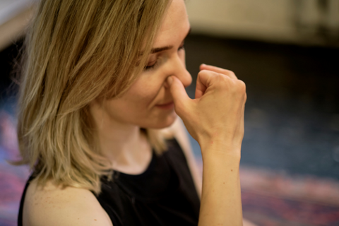 simple nose breathing exercises