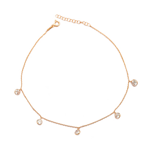 Carina Anklet