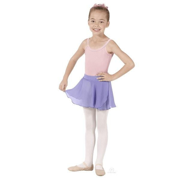 Pull On Georgette Skirt ( Lilac) - Dancer's Wardrobe