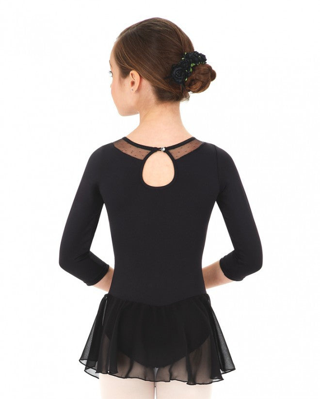 Rosie Long Sleeve Leotard - Dancer's Wardrobe
