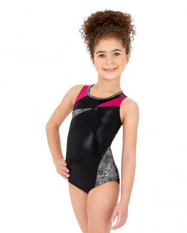Vault V Back Leotard - Dancer's Wardrobe