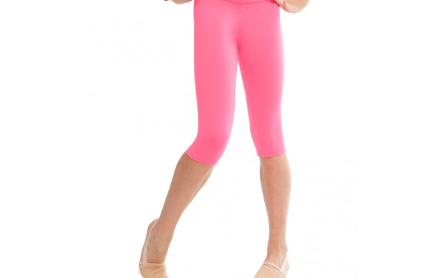 Betsy Johnson Dancin In Capri Leggings - Dancer's Wardrobe