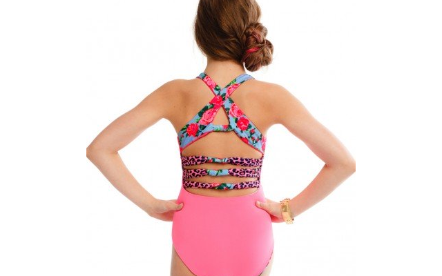 Betsy Johnson Reversible Leotard - Dancer's Wardrobe