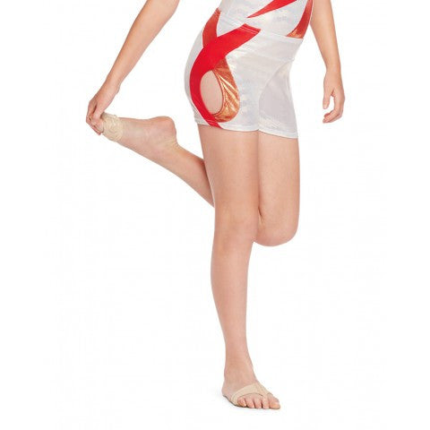 Division 1 Gymnastic Leotard - Dancer's Wardrobe