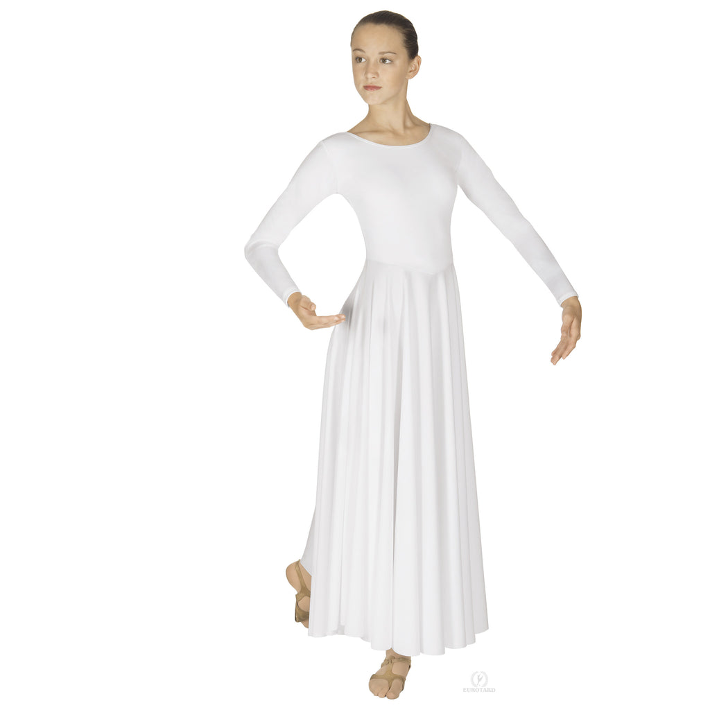 Adult Polyester Praise Dress 13524 - Dancer's Wardrobe