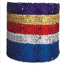 "4"" Wide Sequin Belt - Dancer's Wardrobe"