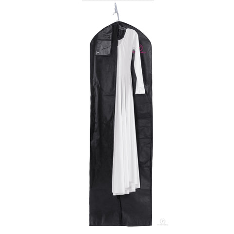 Garment Bag (BLACK) 13BAG - Dancer's Wardrobe