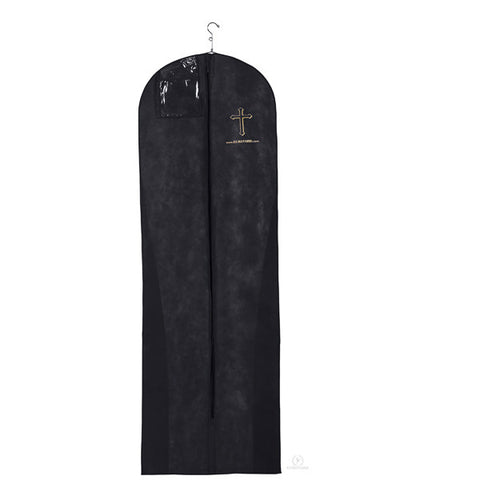 Garment Bag with Cross - Dancer's Wardrobe