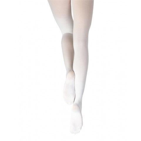 Child Footed Studio Basic Tights Capezio 1825 - Dancer's Wardrobe