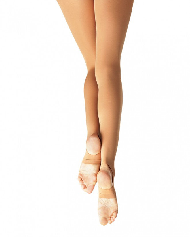 Child Stirrup Tights - Dancer's Wardrobe