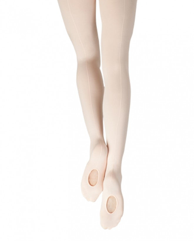 Adult Mesh Transition Tights w/ Seams 18 - Dancer's Wardrobe