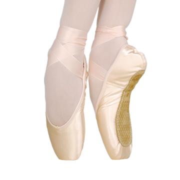 2007 Pointe Shoe (Medium Shank) - Dancer's Wardrobe