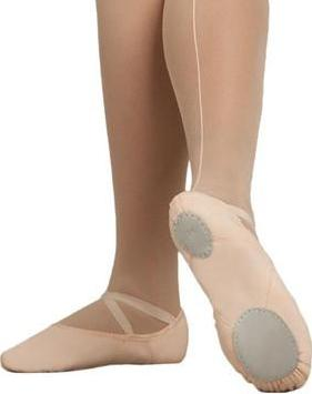 Adult Canvas Juliet Ballet Slipper - Dancer's Wardrobe