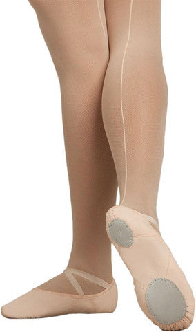 Child Capezio Canvas Juliet Ballet Slipper - Dancer's Wardrobe