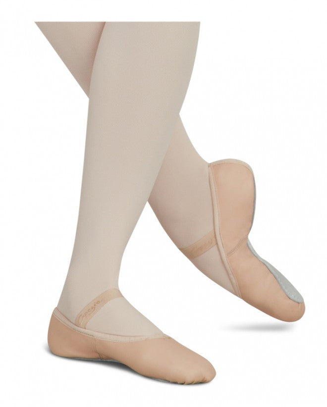 Child Daisy Ballet Full Sole Ballet Slipper - Dancer's Wardrobe