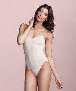 Ladies Over & Unders Nude Leotard - Dancer's Wardrobe