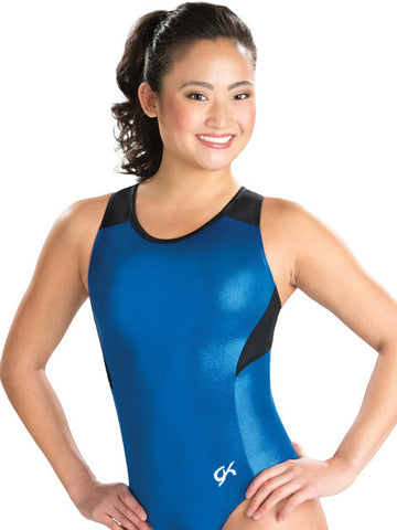 Child Mystique Mesh Racerback Gym Leotard 3776 - Dancer's Wardrobe