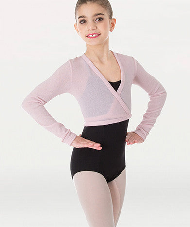 Wrap Sweater Knitwear 45 - Dancer's Wardrobe