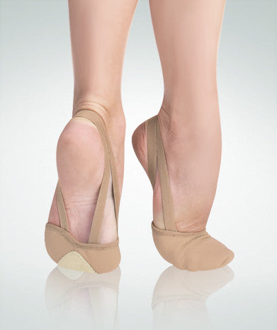 Adult Half Shoes Bodywrappers 620A - Dancer's Wardrobe