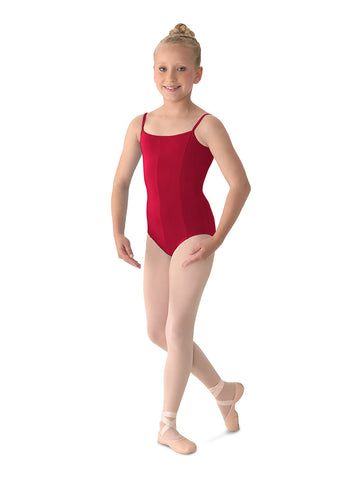 Child Camisole Leotard M207CD Mirella
