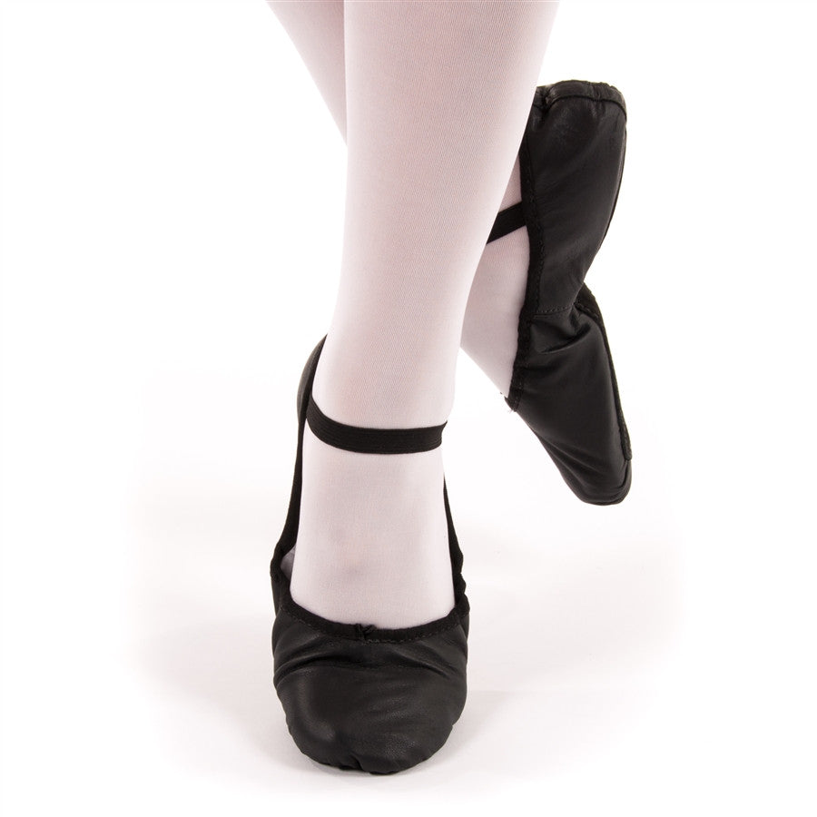 Full Sole Ballet Slipper BA-14 - Dancer's Wardrobe