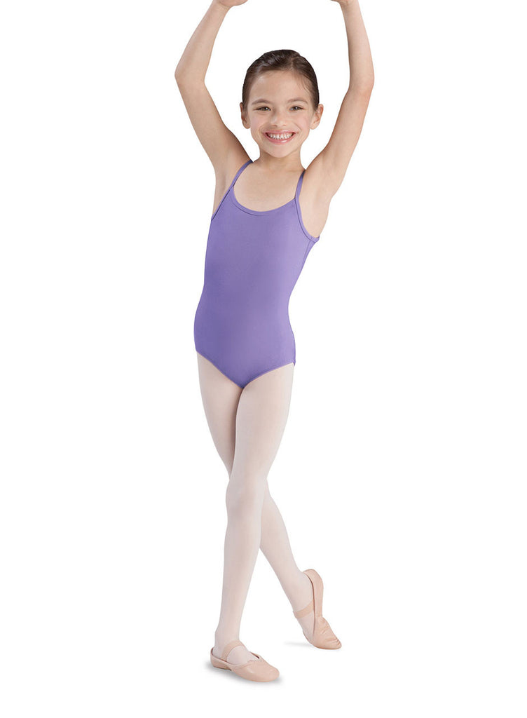 Child Basic Cami Leotard (Lavender) CL5407 - Dancer's Wardrobe