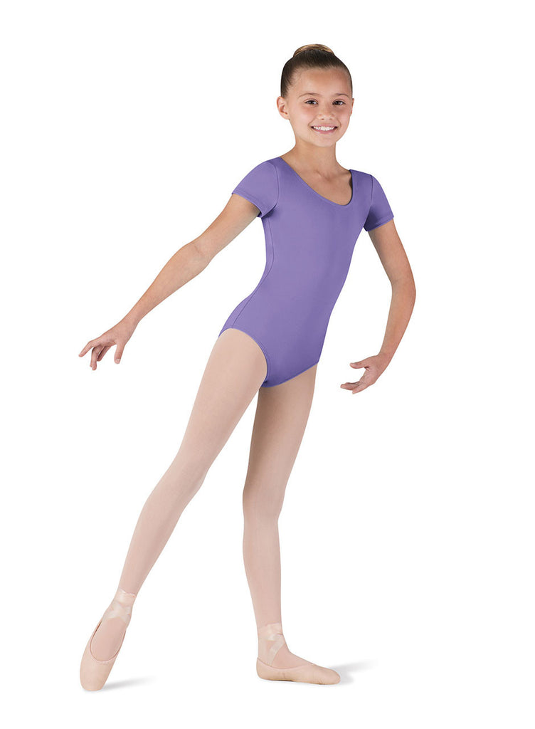 Short Sleeve Leotard - Dancer's Wardrobe