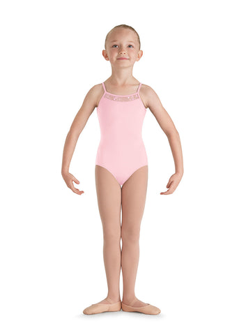 Pink Pixie Dust Leotard (Child) (Candy Pink) - Dancer's Wardrobe