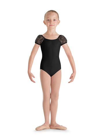 Peace, Love, Daisies (Child)  (Black) - Dancer's Wardrobe