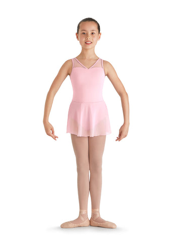Maiden Leotard (Child) (Candy Pink) - Dancer's Wardrobe