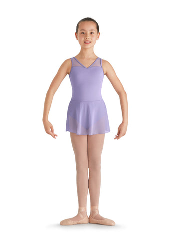 Maiden Leotard (Child) (Lilac) - Dancer's Wardrobe