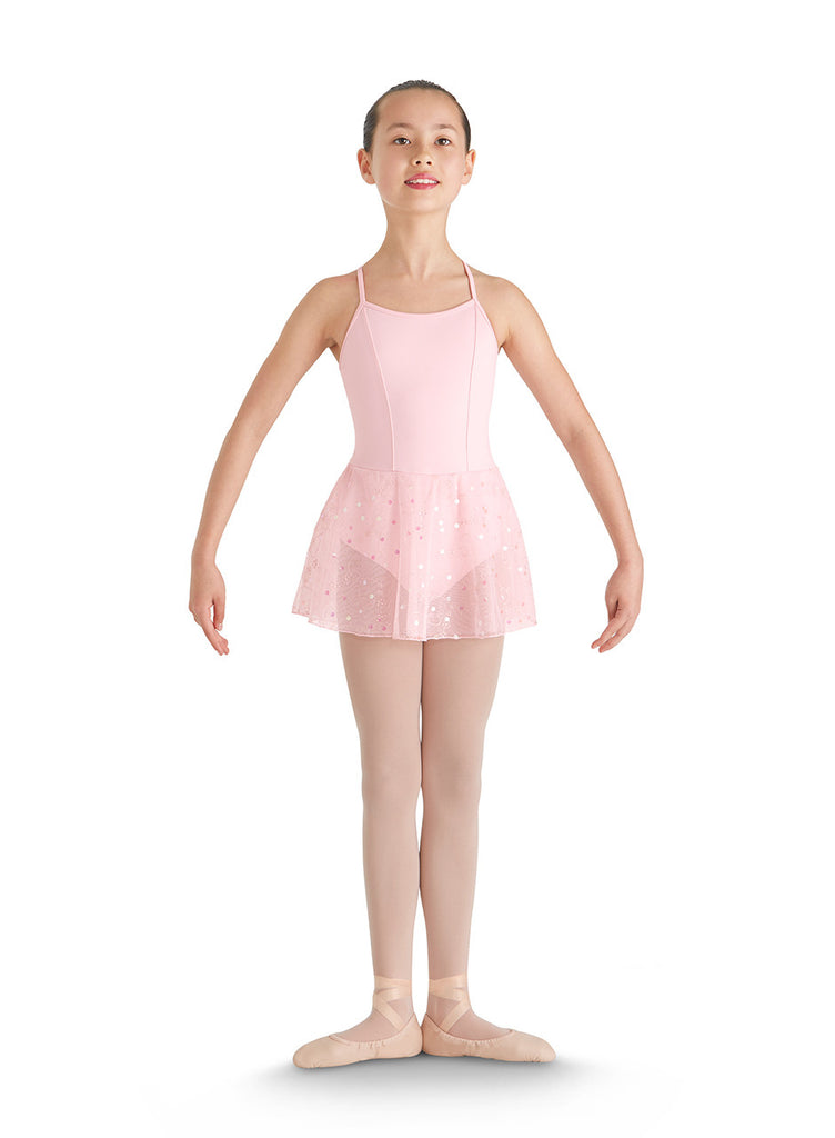Dew Drop Leotard (Child) (Candy Pink) - Dancer's Wardrobe