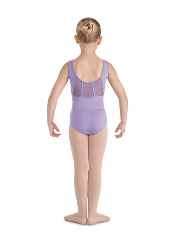 Child Scoop Back Tank Leotard - Dancer's Wardrobe