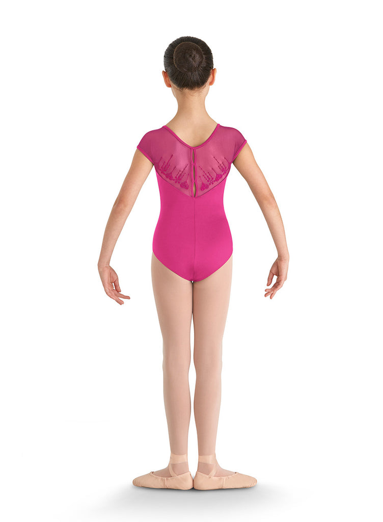 Emissary Leotard (Hot Pink) - Dancer's Wardrobe