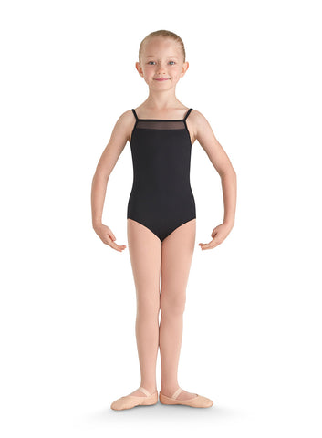 Royalty Leotard (Child) (Black) - Dancer's Wardrobe
