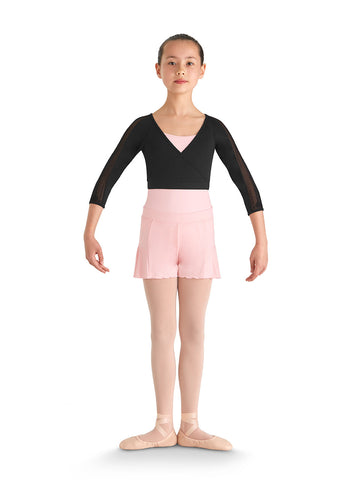 Flouncy Short Jr (Child) (Candy Pink) - Dancer's Wardrobe