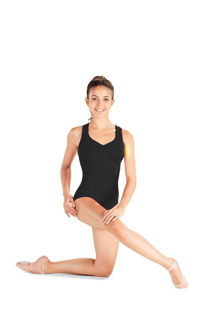 Adult Tank Leotard D-251 - Dancer's Wardrobe