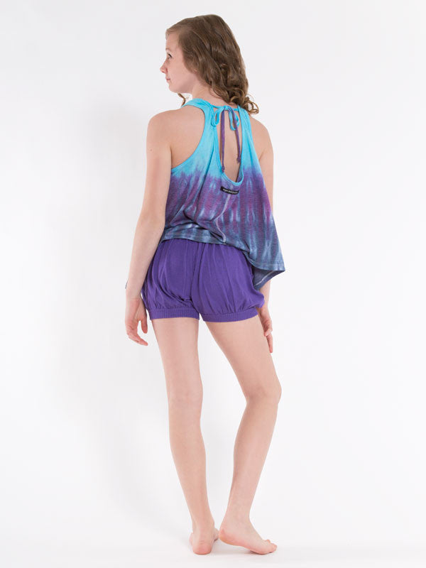 Tie Dye Tie Back Sugar & Bruno D7277 - Dancer's Wardrobe
