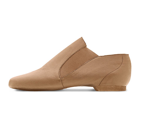 Adult Jazz Shoe (Tan) - Dancer's Wardrobe
