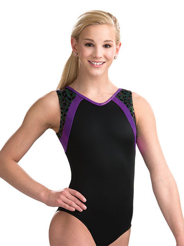 Child Gymnastics Leotard E2639 - Dancer's Wardrobe