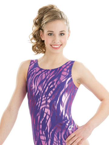 Outburst Value Tank Leotard - Dancer's Wardrobe