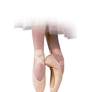 Grande Pointe Shoe - Vamp 2 - Dancer's Wardrobe