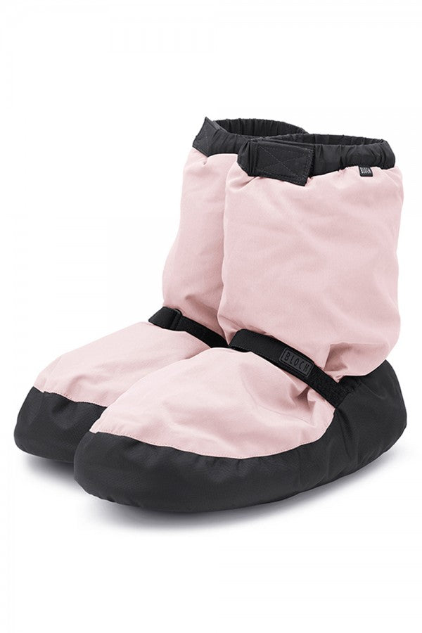 Warm Up Booties IM009 - Sizes Child 13.5 - Adult 6 & 8-10 (Charcoal, Black, Pink Florescent