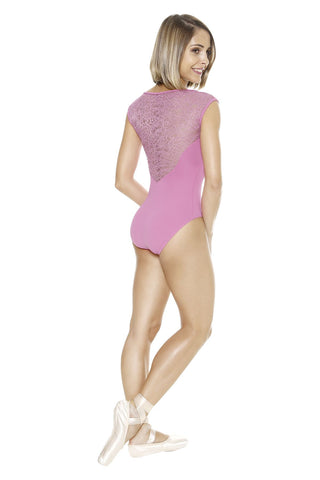 "Adult ""Cosette"" Leotard (Light Lilac) L-1170ME - Dancer's Wardrobe"
