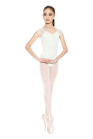 "Child ""Kim"" Leotard (Aquatic Green) L-1227ME - Dancer's Wardrobe"