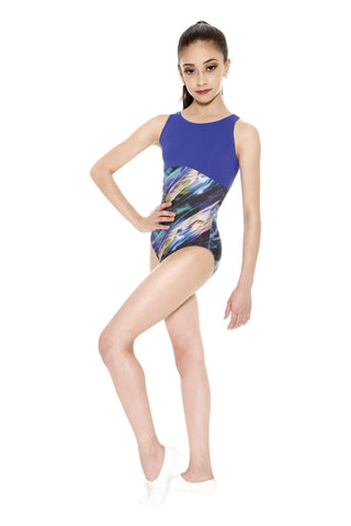 Arch Position Gymnastic Leotard (Child) L-1287