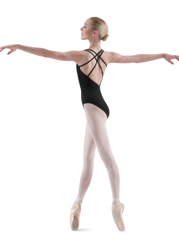 Double Strap Camisole Leotard l3617 - Dancer's Wardrobe