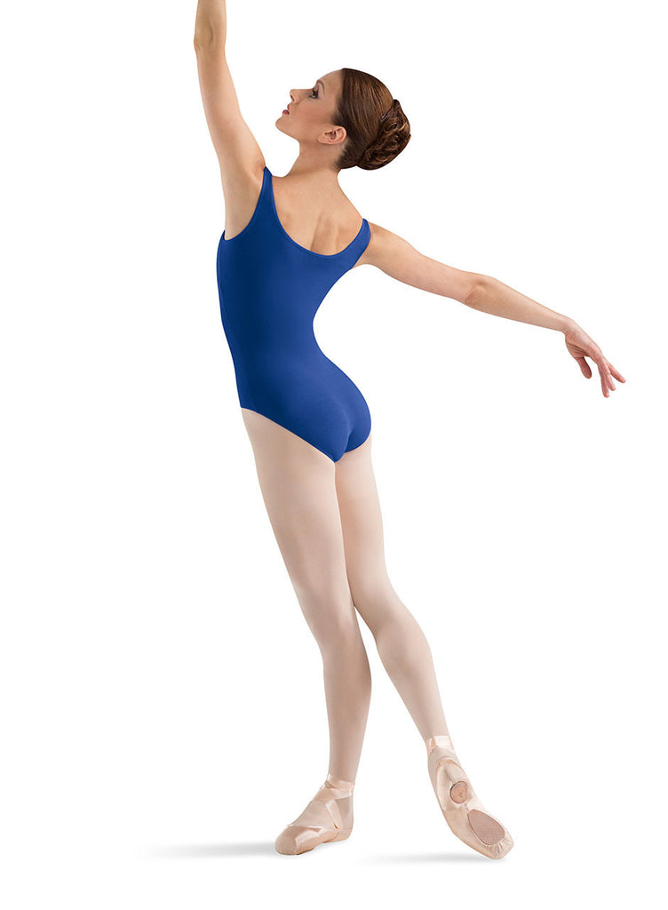 Adult Basic Tank Leotard (Royal) - Dancer's Wardrobe