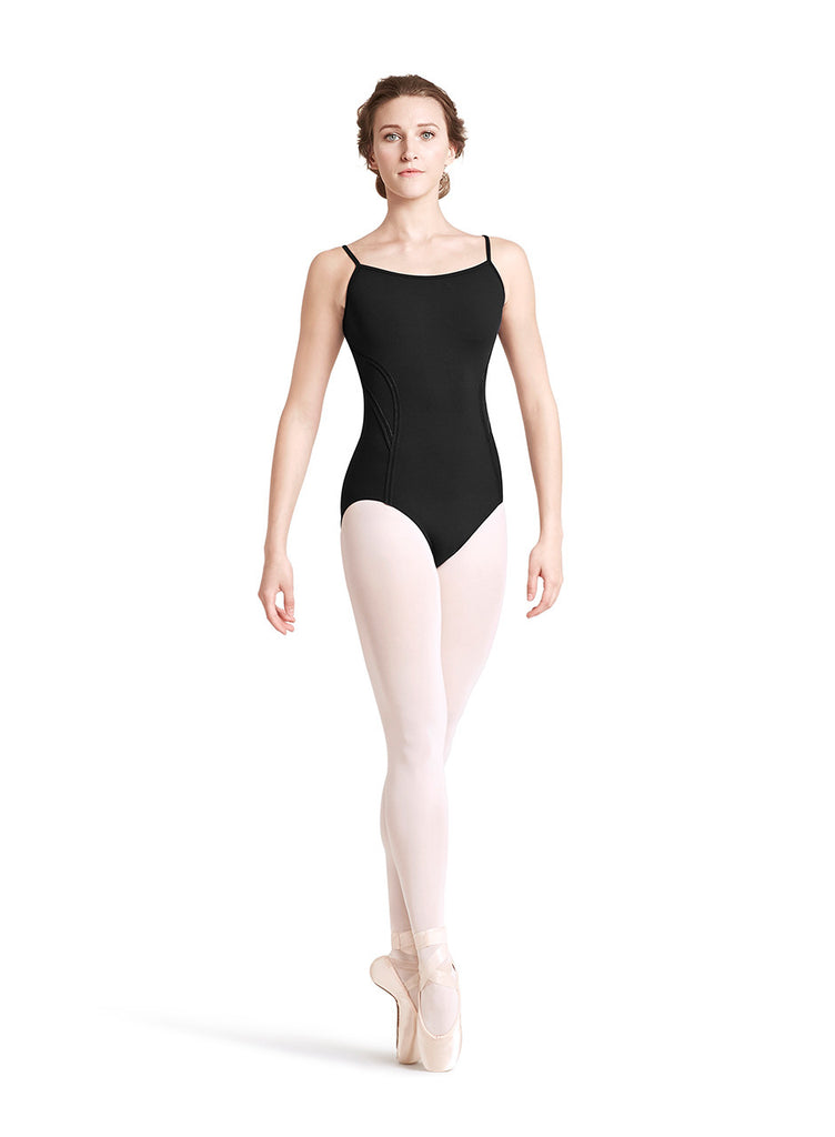 Keyhold Back Camisole Leotard - Dancer's Wardrobe