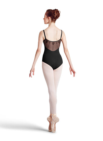 Regal Leotard (Black) - Dancer's Wardrobe